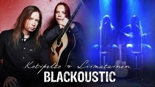 "Kotipelto & Liimatainen ""Blackoustic"" Album Trailer - Album Out October 19th"