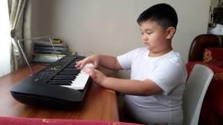 Autobots piano new