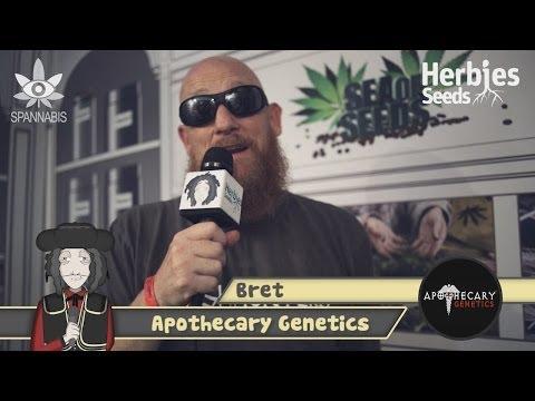 Apothecary Genetics @ Spannabis 2014 Barcelona