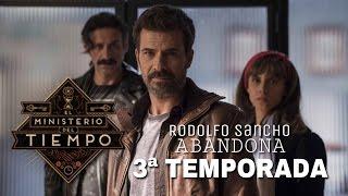 Rodolfo Sancho no estará en la 3ª Temporada de 'El Ministerio del Tiempo'