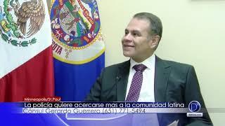 Entrevista con el Consul de Mexico