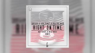 Skrillex, 12th Planet, Kill The Noise - Right On Time (not sorry & Wild Boyz! Remix)