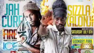 Sizzla Kalonjie live in Freeport Bahamas Promo Video