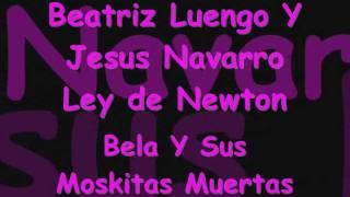 Beatriz Luengo y Jesus Navarro - Ley de Newton