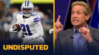 Skip Bayless reacts to the Dallas Cowboys' Week 7 win over the Eagles   NFL   UNDISPUTED