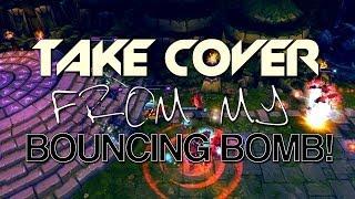 Instalok - Take Cover (Avicii - Hey Brother PARODY)