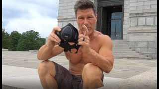 Training Mask Review by Master Fitness Trainer Clark Bartram