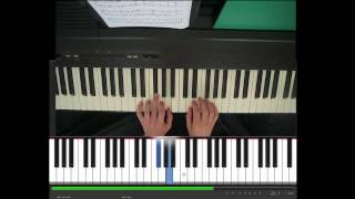 Nothing else matters, Metallica, easy piano
