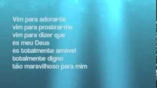 Here I Am To Worship (Portuguese)