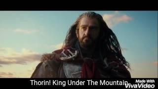 Thorin Oakenshield - Lament of Thorin - Lyrics