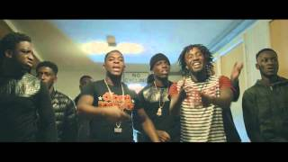 Hurricane & M Lo - Empire (£R) [Music Video] | Link Up TV