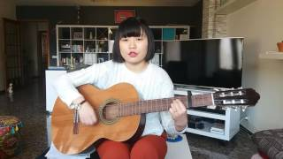 Mad world acoustic guitar cover