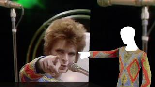 DAVID BOWIE is… VIRTUAL LAUNCHED TODAY