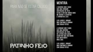Patinho Feio - Mentira (official lyric video)