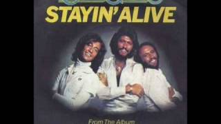 Bee Gees-Stayin' Alive