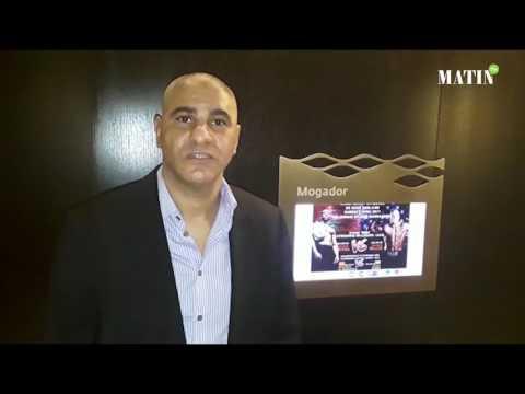 Boxe : Rachid Jkitou en quête de la ceinture WBF des mi-lourds
