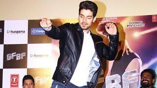 Sooraj Pancholi DANCES On GF BF Song At Launch Event width=