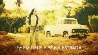 Fernanda Silva - Fé em Deus e pé na estrada (Lyric Video)