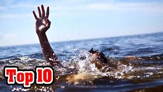 Top 10 Lost at Sea Stories