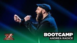 "Andrea Radice canta ""Recovery"" di James Arthur   Bootcamp 2"