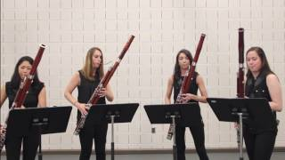 Olympic Themes - The Breaking Winds Bassoon Quartet