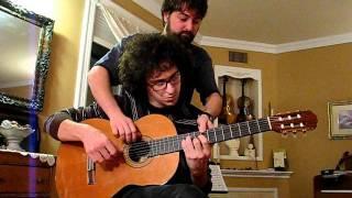 Four Hands Guitar (cover...)
