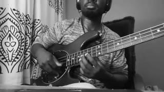 Koffi Olomide Effrakata bass lesson part TWO .check out the last part on Friday morning .....listen