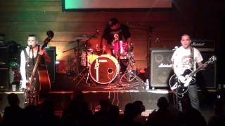 Sick Sick Sinners - Cadillac Podrera (Ovos Presley Cover) - Psycho Carnival 2013 - Curitiba