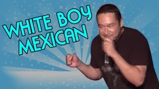 White Boy Mexican (Stand Up Comedy) Funny Video