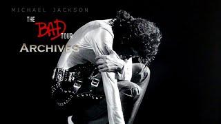 ►Michael Jackson Bad Tour Live In Minneaplolis 1988 Snippets🙀