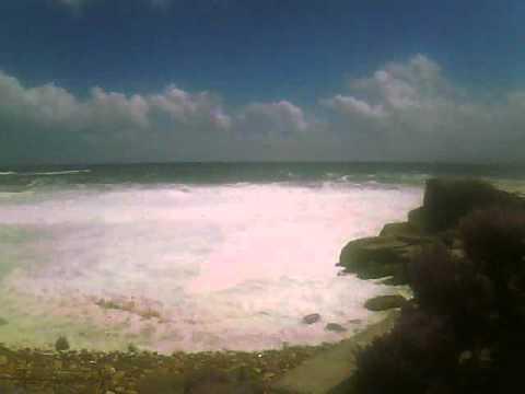 Timelapse Video – Glen Beach – 22/10/2010