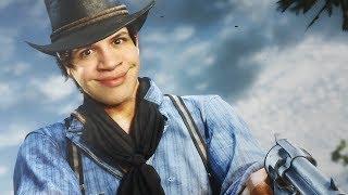 MEXEU COMIGO A BALA COME! - Red Dead Redemption 2