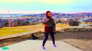 Shuffle Dance Video - Cutting Shapes - KC, MO - @CarenaShapes