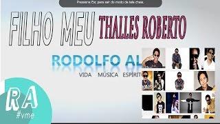 Thalles Roberto - Filho Meu (Video Aula Guitarra)