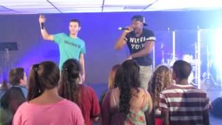 Akeem- Pop Off live