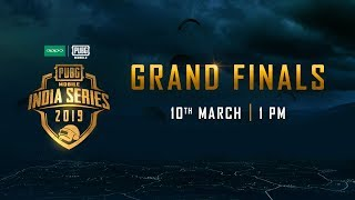 OPPO x PUBG MOBILE India Series - Grand Finals | Hindi
