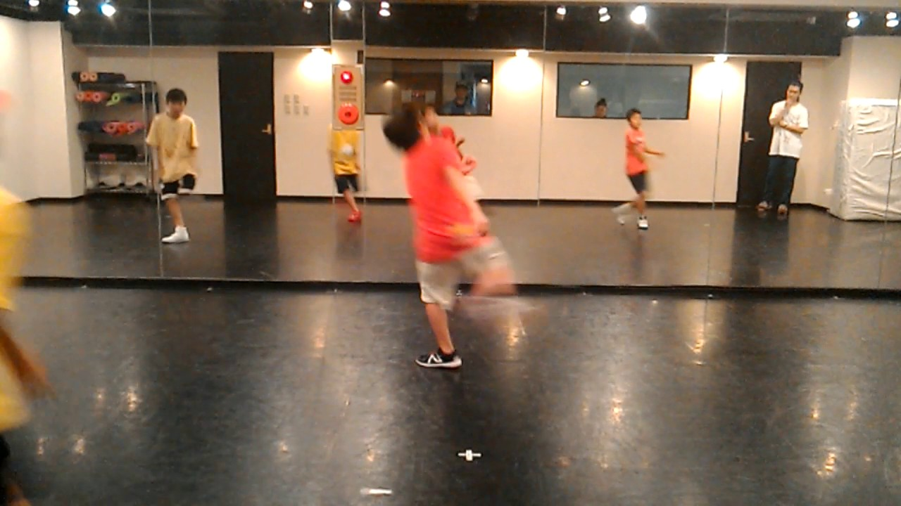 6/16   KIDS-LOCK-DANCE   SARY