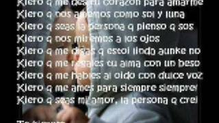 Carlos Baute - Te extraño porque te extraño ((SARA & PEPELU))
