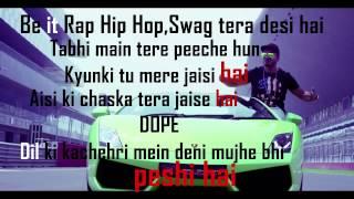 Sniper | Muzical Doctorz Sukhe Feat Raftaar | Latest Punjabi Song 2014 lyrics