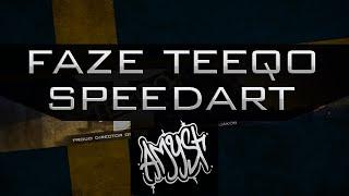 FaZe Teeqo Speedart.