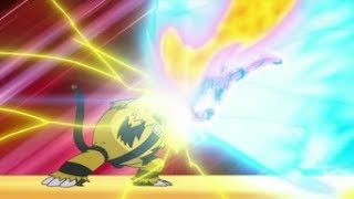 Pokémon AMV | Infernape vs Electivire | Monster - Skillet