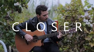Closer - The Chainsmokers (fingerstyle guitar cover by Peter Gergely)