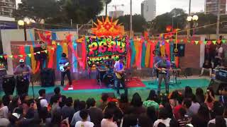"""Olaya Sound System """"cumbia de la esperanza"""" (Feria Perú Independiente)"""