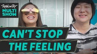 Can't Stop The Feeling | Dani Russo + Pyong + Rodrigo Teaser  + Malena | Rock In Rio 2017