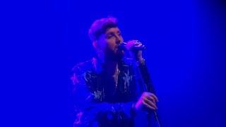 James Arthur - Train Wreck, live at Elysée Montmartre (Paris) 31/05/17 HD