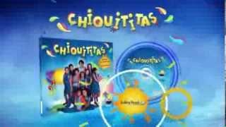 Lançamento do CD Chiquititas