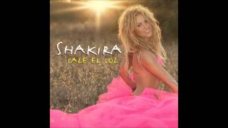 Shakira - Sale El Sol Karaoke / Instrumental with lyrics