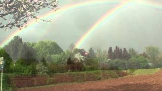 Welcome to my Channel with Nature, Dogs, Music, Castles and this Rainbow