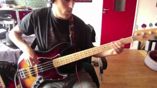 Kool & The Gang - Jungle Boogie - Bass Cover