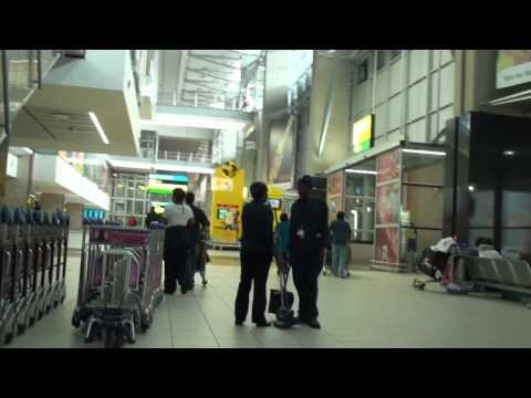 Johannesburg OR Tambo International Airport